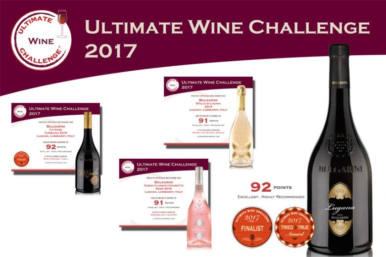 Bulgarini news Wine Challenge 2017