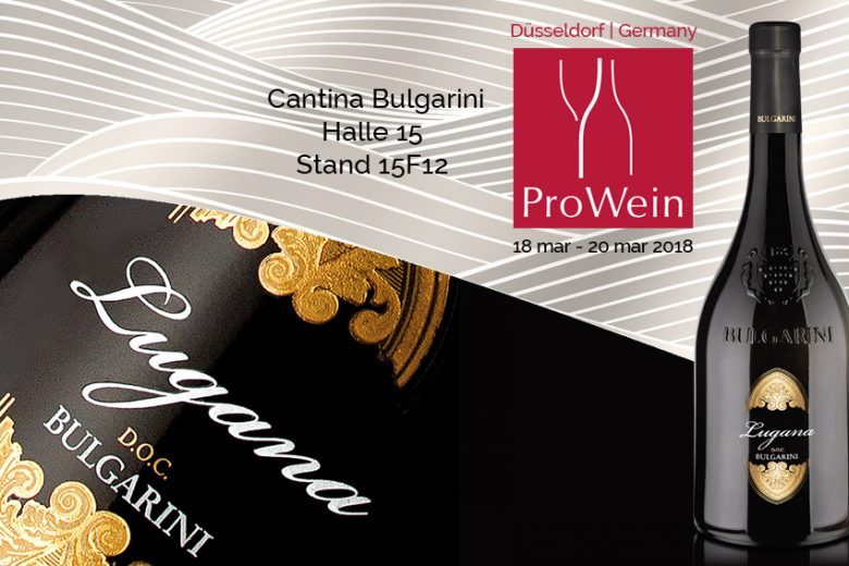 News Bulgarini ProWein 2018