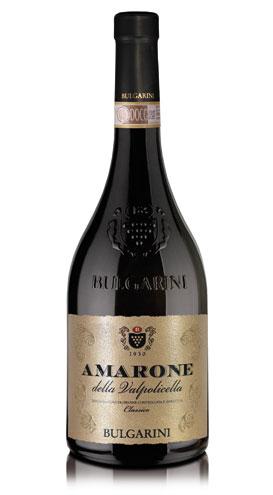 Amarone Valpolicella DOCG classico Bulgarini