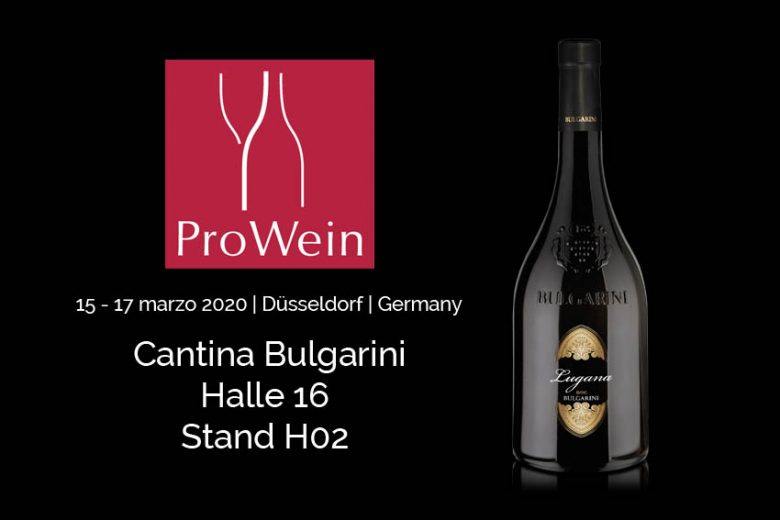 News Bulgarini ProWein 2020