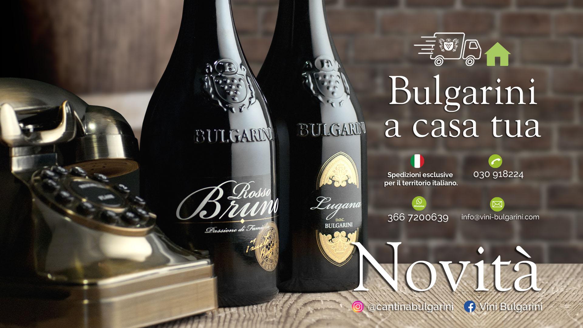 Bulgarini A Casa Tua 2020 slide
