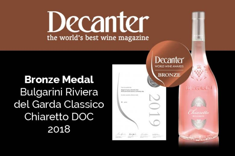 News Bulgarini Decanter Chiaretto 2019